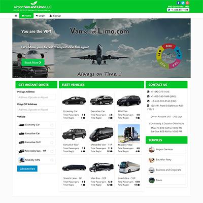Airport Van and Limo LLC